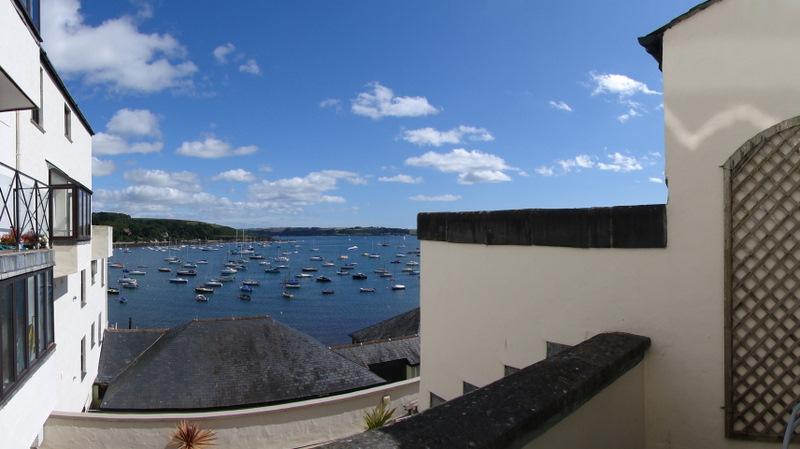 Boscawen Holiday Apartment Falmouth Cornwall