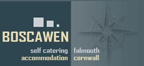 Boscawen Self Catering Apartment - Packet Quays Falmouth Cornwall